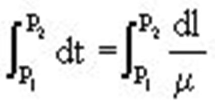 """方式.1657年,费马用""""最短时间原理"""",即后人所称的费马原理,高清图片"""