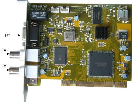 继电器电源端(1,2端)连接对射过来的两条信号线,在其中串上继电器的
